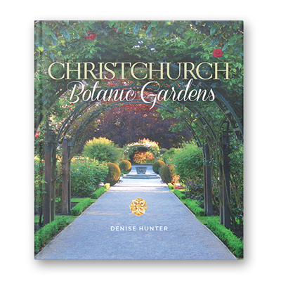 Denise Hunter - Christchurch Botanical Gardens