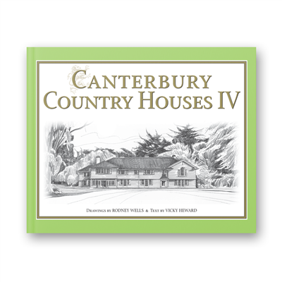 Rodney Wells - Canterbury Country Houses IV