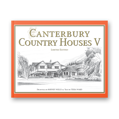 Rodney Wells - Canterbury Country Houses V